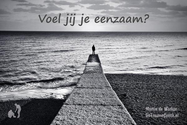 Voel jij je eenzaam?