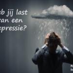 Wanneer je depressief bent, ben je verward
