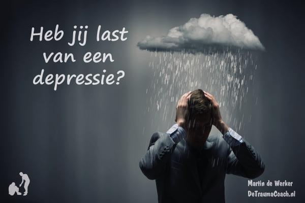 Wanneer je depressief bent, ben je verward!