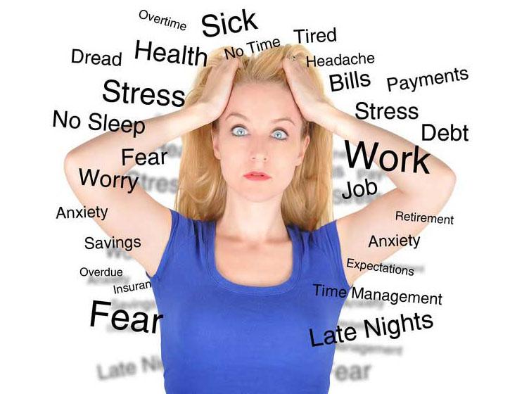 Stress ontstaat door een (jeugd)trauma