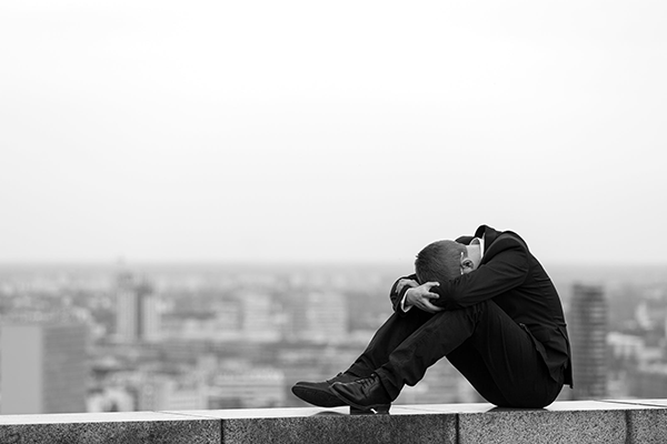 Heb jij last van een depressie?