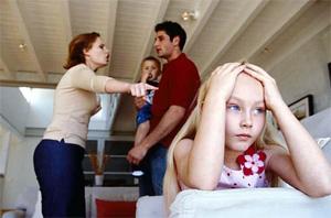 Ruzie kan voor een kind een Jeugdtraumatische gebeurtenis zijn