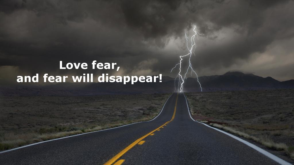 angst voor de angst